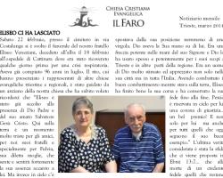 Notiziario Marzo 2014